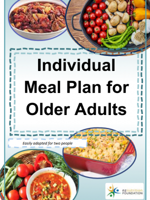 Older meal plan