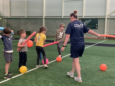 Community Sport for Children with Disabilities Project 5 v2