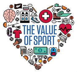 The Value of Sport Logo